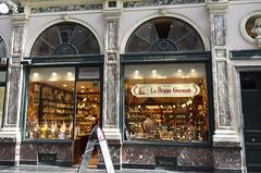 La Belgique Gourmande (Mike Serigrapher) Tags: galeries royales sainthubert koninklijke sinthubertusgalerijen brussel bruxelles brussels