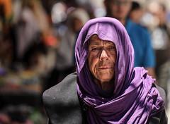 My #1 model… (ybiberman) Tags: israel jerusalem oldcity alquds muslimquarter woman beggar walking fridayprayer haramalsharif templemountain elaksa hijab model streetphotography people