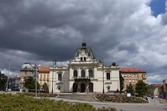 Stadttheater Znaim (liakada-web) Tags: českárepublika czechrepublic mähren moravia tschechien znaim znojmo cze