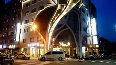 台中街景 Taichung Streetscape 285 (葉 正道 Ben(busy)) Tags: 台中街景 taichung streetscape 台中 taiwan street 台灣 街道 road building car 路 建築物 汽車 夜景 night