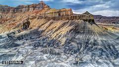DJI_0009_10_11_12_13hdr (Greg Meyer MD(H)) Tags: drone southwest erosion utah nature landscape storm rain weather pattern beauty epic