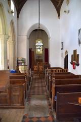 looking west (Simon_K) Tags: aslacton norfolk church churches eastanglia