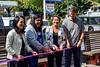 Parklet Grand Opening (mountpleasantneighbourhoodhouse) Tags: parklet staff