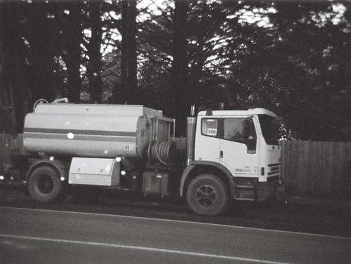 International ACCO Truck