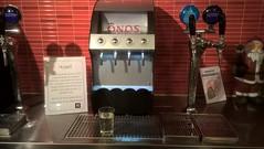 Sista rycket för dryckesautomaten på Lantis (Linzen004) Tags: stockholmsuniversitet
