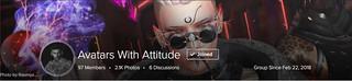 [ G o d s ] With Attitudes
