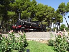 Monumento al Ferrocarril Parque Alces Alcazar de San Juan Ciudad Real 01 (Rafael Gomez - http://micamara.es) Tags: monumento al ferrocarril parque alces alcazar de san juan ciudad real