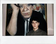 (赤いミルク) Tags: instax wide 300 富士 インスタント 色 polaroid fujifilm people portrait 肖像画 人 impossible