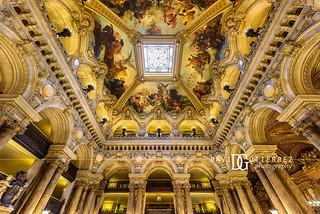 Palais Garnier - Opéra national de Paris, Paris, France