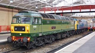 Crewe 47s