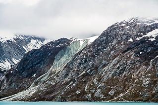 An Alaskan Fjord.