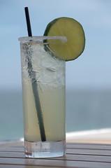 Margarita By The Sea (erluko) Tags: smcpentaxda50135mmf28edifsdm daniabeach quarterdeck glass drink margarita salt ice lime