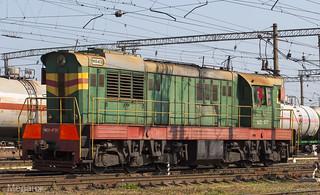 ЧМЭ3-4731, станция Рыбное, Рязанская область