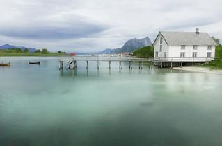 Kjerringoy. Nordland. Norway