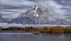 Mt Moran (PhotoArt Images) Tags: usa grandteton wyoming photoartimages