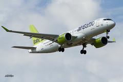 IMG_3695@L6 (Logan-26) Tags: airbus a220300 ylcsc air baltic riga international rix evra latvia aleksandrs čubikins