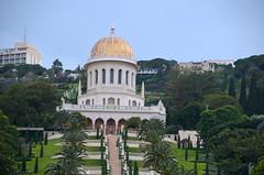 Shrine of the Báb (afagen) Tags: israel haifa germancolony baháíworldcentre bahaiworldcentre shrineofthebáb shrineofthebab terracesofthebaháífaith terraces ישראל