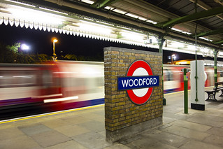 Woodford Station