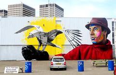 Pow Wow Rotterdam (wojofoto) Tags: powwow rotterdam nederland netherland holland graffiti streetart wojofoto wolfgangjosten melikepainting