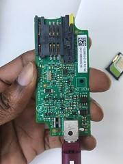 Tesla External Sim Card Module