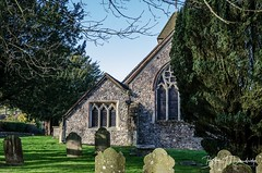 St_Martins_Westmeston-5 (dandridgebrian) Tags: sussex westmeston church sussexchurch southdowns