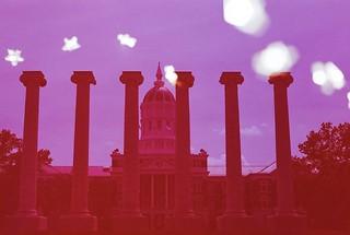 University of Missouri in Columbia, Missouri