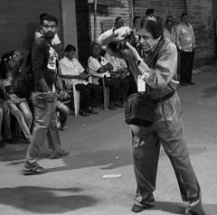 Master at work (magiceye) Tags: photographer master street streetportrait streetphoto vesave versova mumbai monochrome blackandwhite india