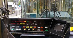 Uurtje Utrecht 3 (Peter ( phonepics only) Eijkman) Tags: utrecht tram transport trams tramtracks trolley rail rails streetcars strassenbahn nederland netherlands nederlandse holland uov