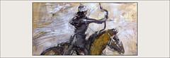 HUNOS-CABALLERIA-ATILA-ARTE-PINTURA-EJERCITO-ARQUEROS-CABALLOS-GUERREROS-NOMADAS-HISTORIA-PERSONAJES-DETALLES-PINTURAS-PINTOR-ERNEST DESCALS (Ernest Descals) Tags: hunos hombres men man hombre guerrero guerreros hunia atila asia imperioromano roma caida final batalla batallas battel nomadas caballos army caballo horse horses arcos arco arqueros guerra wae historia caballeria caballeros history rome personajes characters soldados soldiers soldats art arte artwork historicos collecion pintura pintures pinturas cuadros quadres cuadro pintar pintando painting paint paintings pictures huno militar military militares pintor pintors pintores painter painters cavalry expresio expresiones plasticas plastica plasticos ernestdescals artistas artist artista europa