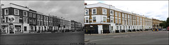 Prince Of Wales Road`1977-2018 (roll the dice) Tags: london nw5 nw3 camden kentishtown gospel old sad mad surreal changes collection canon tourism tourists vanished demolished dwelling flats retro bygone nostalgia comparison urban england windows uk art classic fashion seventies local history streetfurniture architecture council victorian lights trees dirty traffic chimney