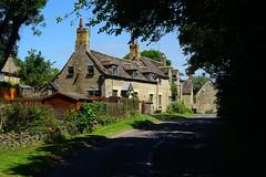 Cottages at Ketton (Jayembee69) Tags: northants northamptonshire england english britain british uk unitedkingdom gb ketton geeston cottage home house rutland street road