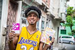 Da Maré para a Festa Literária Internacional de Paraty  : Maré de Notícias
