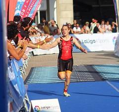 Campeonato España triatlón Élite Olímpico Team Clavería 5