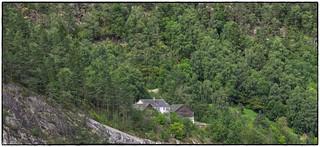 Peaceful place near Eidfjord - Bosetting nær Eidfjord