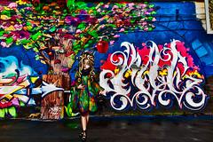 Temptation (Marco Trovò) Tags: marcotrovò hdr canong1x milano italia italy città city strada street naviglio waterway murale mural graffiti