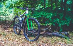 Cube AMS Heide-2 (Michael_Topp) Tags: fahrrad mountainbike dresden cube sony nex