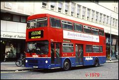 M459 (GYE 459W) ((Stop) The Clocks) Tags: mcw metroline m459 londonbuses gye459w london mcwmetrobus bhs
