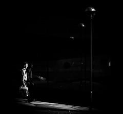 Street light (MortenTellefsen) Tags: street svarthvitt streetphoto light dark monochrome bw blackandwhite bergen blackandwhiteonly black bnw norway norwegian norsk