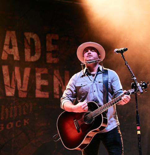 Wade Bowen fan photo