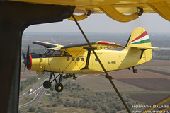 2018-09-08 Szatymaz IMG_5433_ HA-MBJ (horvath.balazs1980) Tags: antonov an2 ancsa colt kétfedelű biplane szatymaz lhst ha hambj repülőnap airshow