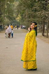 DSC_0212-1 (Abrar Zaman Ayon) Tags: photography photographer photoshoot photograph posing portrait perspective people photo photowalk outdoor outfit women onepoint model modeling youth composition color gorgeous moment woman holiday goldenhour countryside urbanlife urban sunlight summer day lady city traditional travel exposure beautiful winter asian attire afternoon bangladesh capture saree street desi dress fashion framing fashionable face female girl global nikon nikkor bokeh life lifestyle natural nature vintage casual candid classic