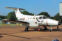 French Navy EMB-121 Xingu 77 (Sam Pedley) Tags: 77 xingu emb121 embraer frenchnavy royalinternationalairtattoo raffairford ffd riat egva riat2018 flottille28f aeronavale airshow vehicle aircraft airplane prop military militaryaircraft navy navalaviation