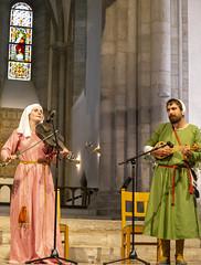 Själ at Domkyrkan (chrisbradley308) Tags: själ visby sweden medeltidsveckan festival domkyrkan medieval music concert