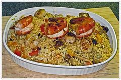 Paella - A Tasty Meal. (Bill E2011) Tags: food spain valencia paella tasty meal enjoyable