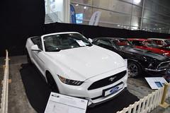 Ford Mustang Cab - 2018 (pserigstad) Tags: stavanger rogaland norge norway nikon nikond5300 d5300 tamron16300 tamron motorama2018