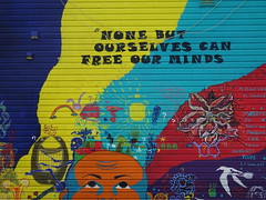 None But Ourselves (knightbefore_99) Tags: vancouver mural cool great nice awesome colour gwv unguessed art bc free minds none message city guesswherevancouver