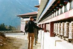 20 (Benrightpaul) Tags: nepal tengboche monastery 35mm af35ml