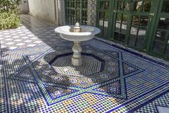 2018-4702 (storvandre) Tags: morocco marocco africa trip storvandre marrakech historic history casbah ksar bahia kasbah palace mosaic art