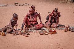 Femmes Imba ( Philippe L PhotoGraphy ) Tags: imba afrique femme namibie