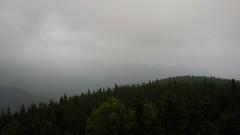 Karkonosze, Poland (trampinthevoid) Tags: sudety mountains mountain karkonosze poland polska góry mgła fog foggy mist misty rainy rain june summer